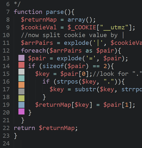Text editor's Tomorrow Theme