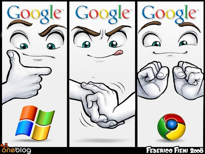 google microsoft chrome