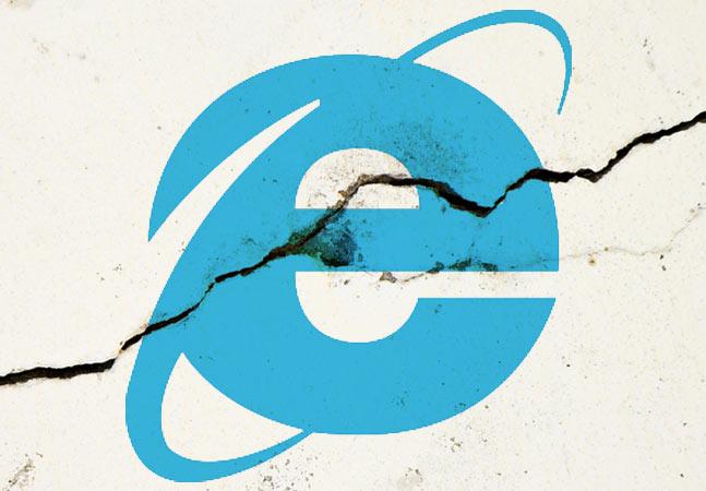 Конец Internet Explorer'у