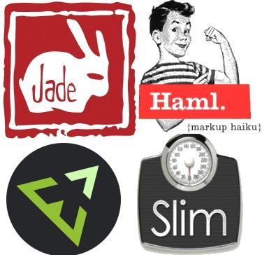 jade-haml-emmet-slim